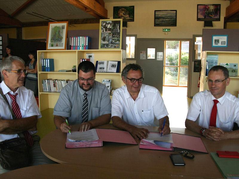 convention lycée agricole communauté de communes