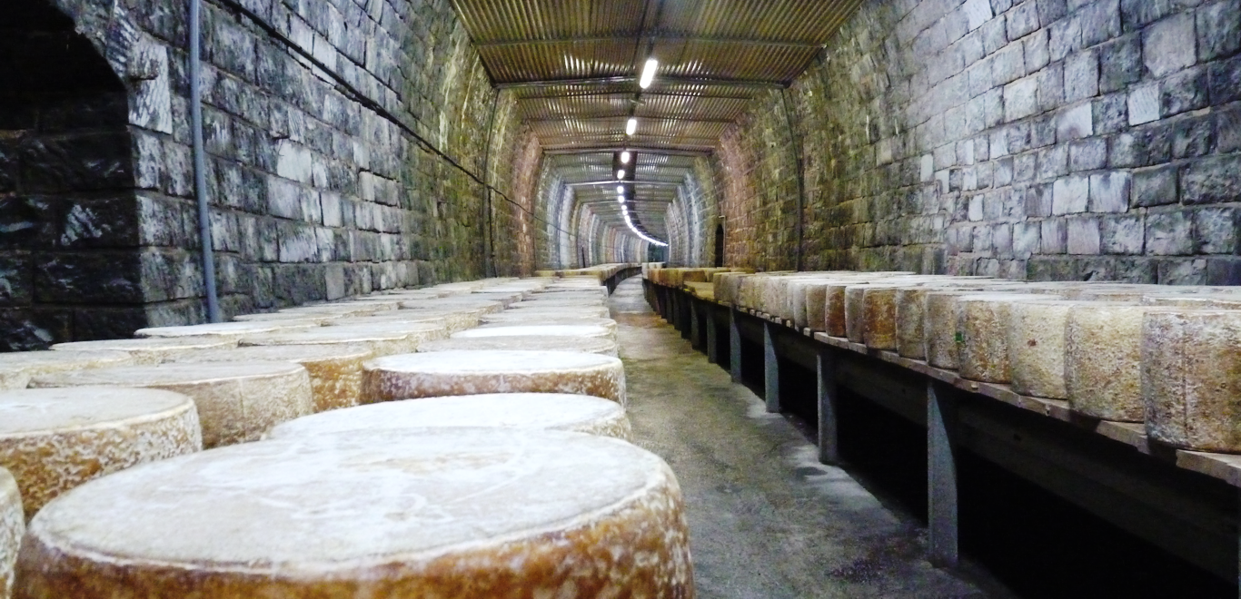 caves de fromage