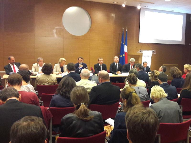 conférence associations d'élus