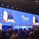 Intervention de la maire de Paris Anne Hidalgo lors de la clôture du Congrès