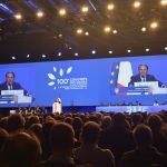 Lecture de la Résolution finale par le Premier vice-président de l'AMF André Laignel