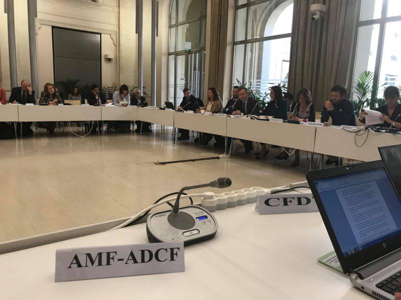 ODD comite de pilotage du 26 avril AMF ACDF