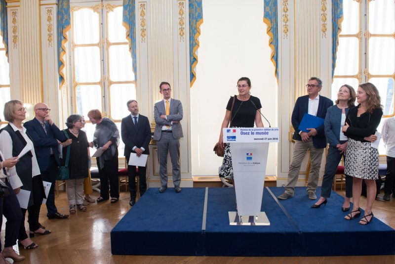 prix osez le musee - Ministère de la Culture Didier Plowy