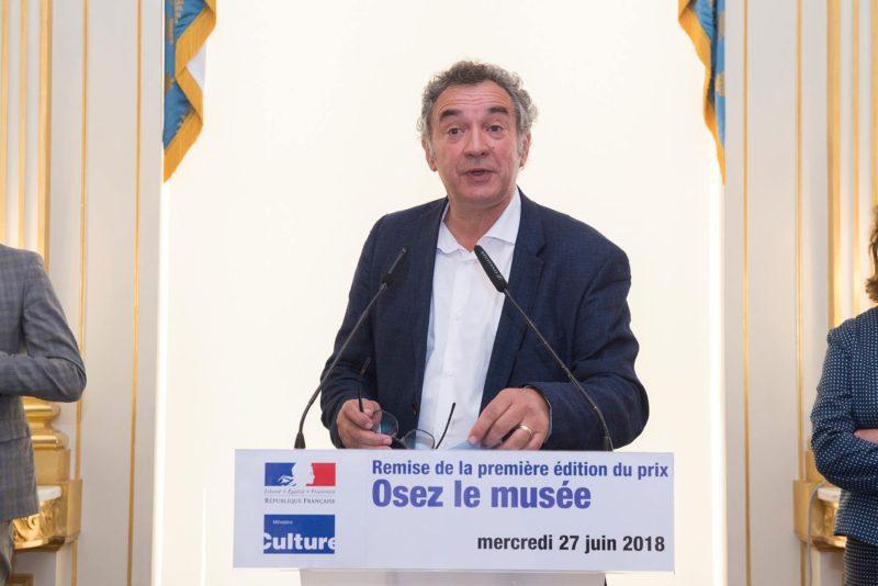 prix osez le musee Ministère de la Culture Didier Plowy