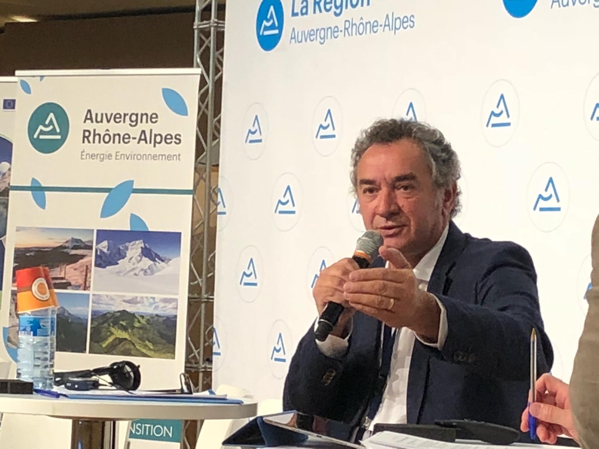 Rencontres Lyon 40 ans au service de la transition energetique