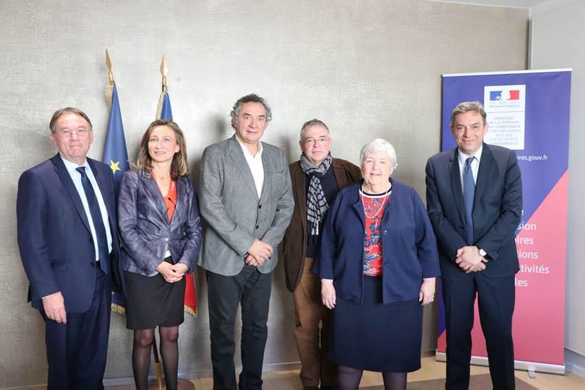 Pierre Jarlier membre de la mission Agenda rural@augure