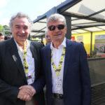 PJ avec Bernard Thevenet - Pascal besse 4